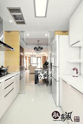 简约风格厨房装修效果图片大全欣赏