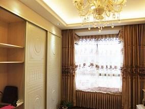 精选88平米欧式小户型休闲区装饰图片欣赏