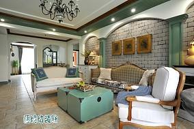 2018精选三居客厅复古装饰图片欣赏