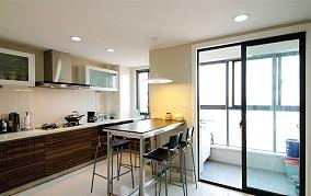 精美小户型厨房现代装修实景图片大全