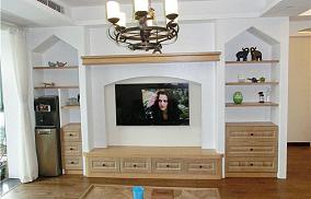 201883平米欧式小户型休闲区装修设计效果图片欣赏