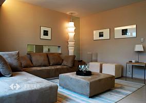 79平米二居客厅简约装修效果图片大全