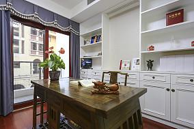 面积78平小户型书房现代装饰图片欣赏