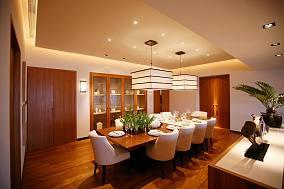 韩式简约风格134平三室两厅家庭装修图片