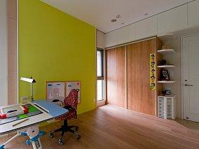 大户型儿童房装潢效果图片欣赏