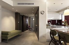 2018精选103平米三居休闲区现代装修效果图片