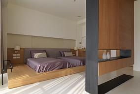 精选71平米日式小户型卧室装修设计效果图片