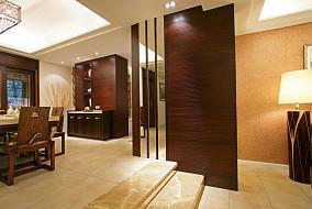 中式风格客厅隔断装修效果图片欣赏大全