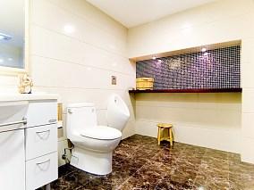 美式风格豪华别墅卫生间设计图片大全