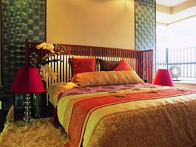 中式风格卧室设计效果图欣赏