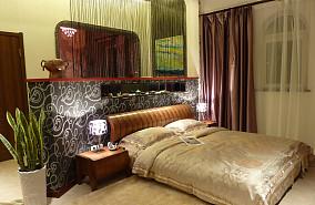 精选125平米东南亚复式卧室效果图