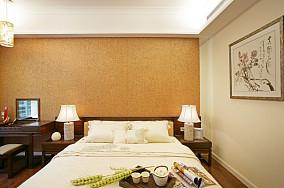 中式风格卧室设计图片大全