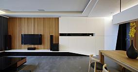 电视背景墙简单设计