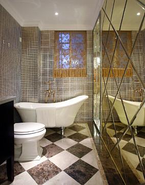 精选小户型卫生间欧式装修设计效果图片大全