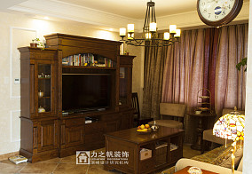 精选90平米美式小户型休闲区装修设计效果图片欣赏
