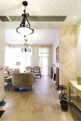 热门143平米美式别墅休闲区设计效果图