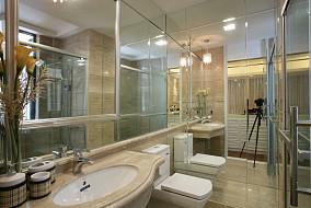 精选小户型卫生间现代装修欣赏图片大全