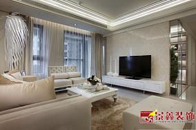 热门面积89平小户型休闲区欧式装修效果图片