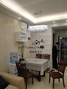 精选小户型餐厅简约装修效果图