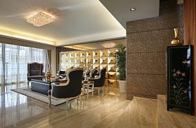 热门新古典小户型客厅装修设计效果图