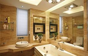 欧式小户型卫生间装修效果图片