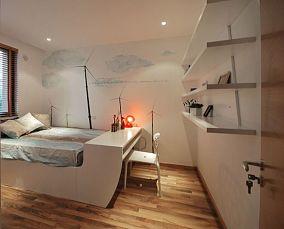 现代创意卧室设计图片大全