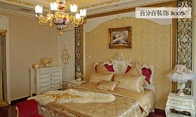 面积80平小户型卧室欧式装修图片大全