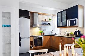 现代家装厨房装修效果图欣赏大全