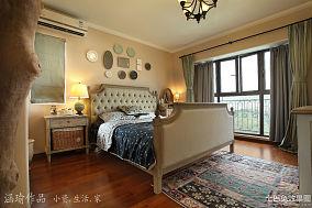 中式风格两室两厅装修效果图欣赏大全