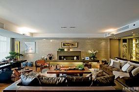 中式混搭风格两室两厅户型装修图片欣赏