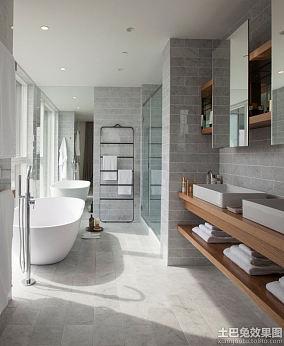 日式家装住房卫生间设计