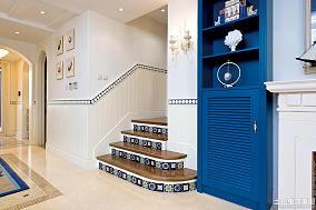 地中海风格复式家装图片大全欣赏