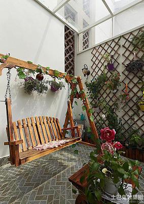 简欧家装设计阳台图片