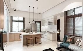 现代公寓风格设计效果图欣赏2014