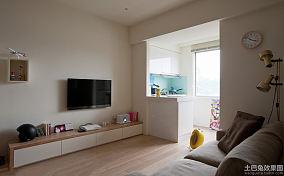 现代公寓风格装修效果图大全