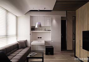 现代家装公寓精装修效果图
