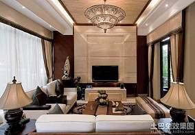 东南亚风格设计时尚别墅图片大全欣赏