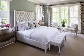 北欧时尚卧室设计图片大全欣赏