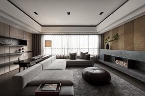 日式风格100平米三室两厅装修效果图欣赏大全