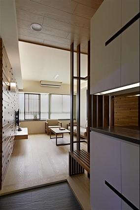 日系风格小户型家装案例