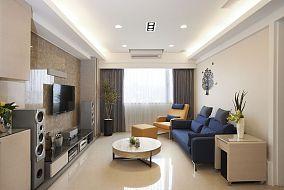 现代简装60平米小户型家装案例
