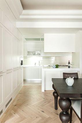 简约风格厨房橱柜设计图大全