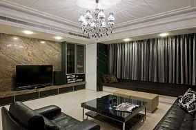 现代复式家居装修案例
