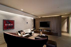 65平米简约公寓装修图片