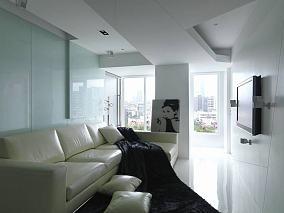 2015简约风格复式室内装修图片