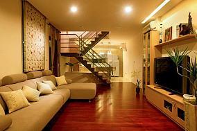 美式别墅家居装修案例