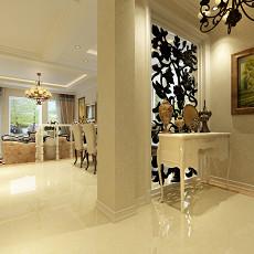 金地檀溪200平欧式风格设计