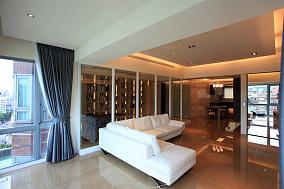 东南亚四居室装修