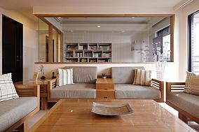 现代四居室装修图片