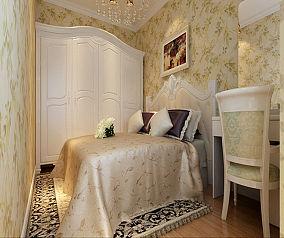 精美欧式一居装修实景图片欣赏